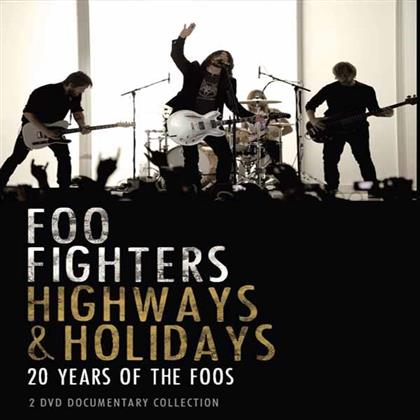 Foo Fighters - Highways & Holidays (Inofficial, 2 DVDs)