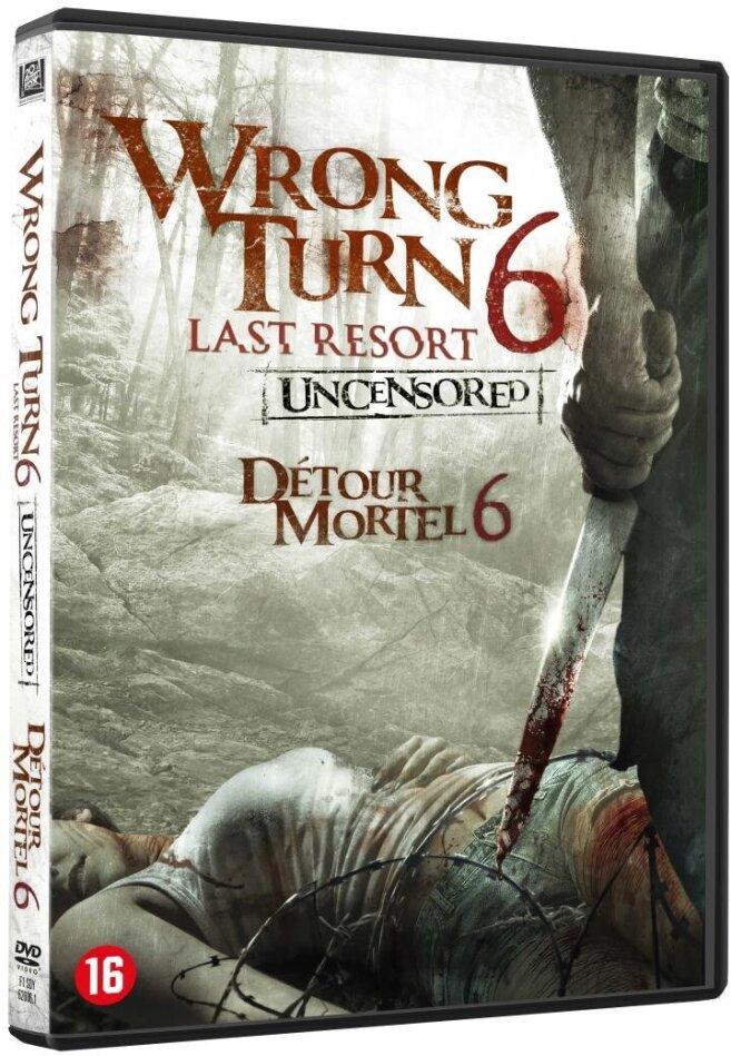 Wrong Turn 6 - Détour Mortel 6 (2014)