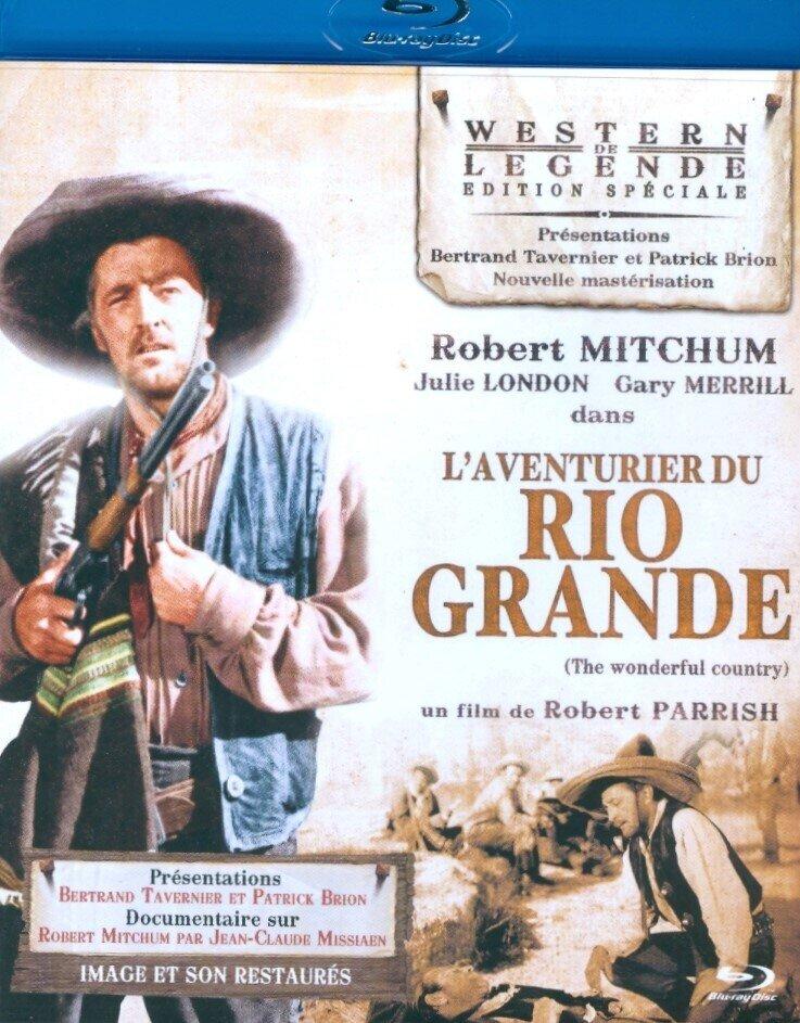 L'Aventurier du Rio Grande (1959) (Western de Légende, Special Edition)