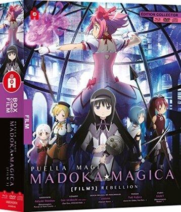 Puella Magi Madoka Magica - Film 3 - Rebellion (2013) (Blu-ray + DVD)