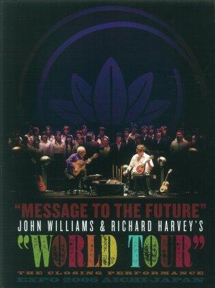 John Williams (*1932) (Komponist/Dirigent) & Richard Harvey - Message to the Future: World Tour