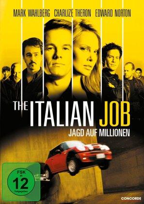 The Italian Job - Jagd auf Millionen (2003) (Single Edition)