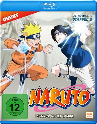 Naruto - Staffel 5 - Mission: Rettet Sasuke (Uncut)