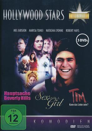 Hauptsache Beverly Hills / Tim - Kann das Liebe sein? / Sex and a girl - Hollywood Stars Movie Collection (3 DVDs)