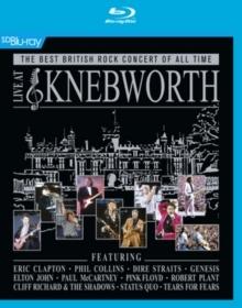 Various Artists - Live At Knebworth