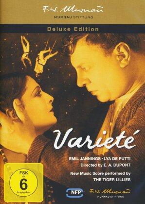 Varieté (1925) (s/w, Deluxe Edition)