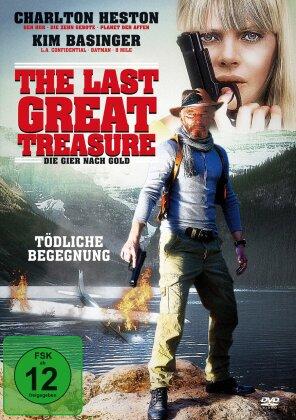 The Last Great Treasure - Tödliche Begegnung (1982)