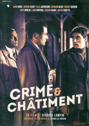 Crime & châtiment (1956) (s/w)