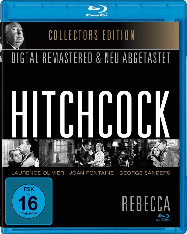 Rebecca - Hitchcock (1940) (n/b)