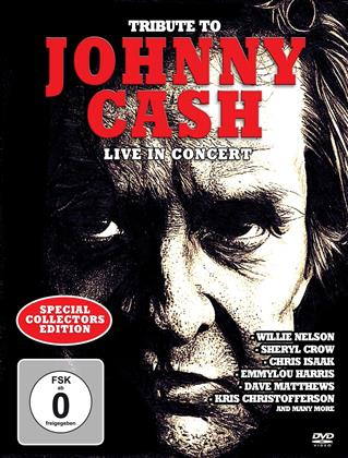 Various Artists - Tribute to Johnny Cash (Collector's Edition, Inofficial, Edizione Speciale)