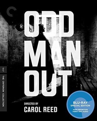 Odd Man Out (1947) (s/w, Criterion Collection)