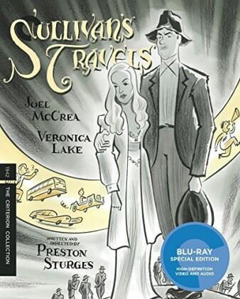 Sullivan's Travels (1941) (s/w, Criterion Collection)