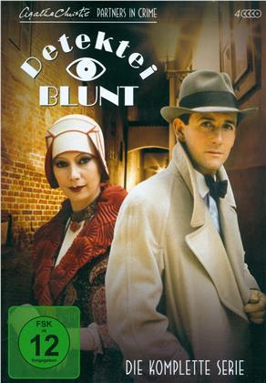 Agatha Christie - Detektei Blunt - Die komplette Serie (4 DVDs)