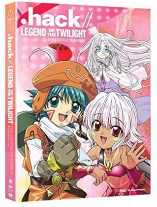 .Hack//Legend of the Twilight - The Complete Series (2 DVDs)