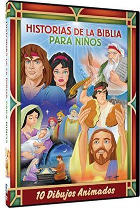 Historias de la Biblia Para Ninos - 10 Dibujos Animados (2 DVDs)