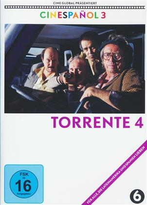 Torrente 4 (2011) (Cinespañol)