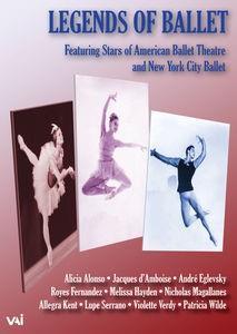 American Ballet Theatre & New York City Ballet - Legends of Ballet (VAI Music)