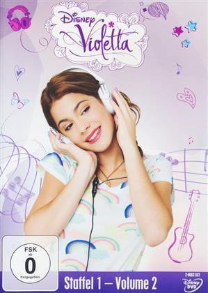 Violetta - Staffel 1.2 (2 DVDs)