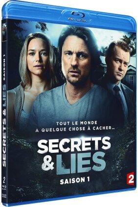 Secrets & Lies - Saison 1 (2 Blu-rays)