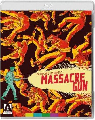Massacre Gun (1967) (Blu-ray + DVD)