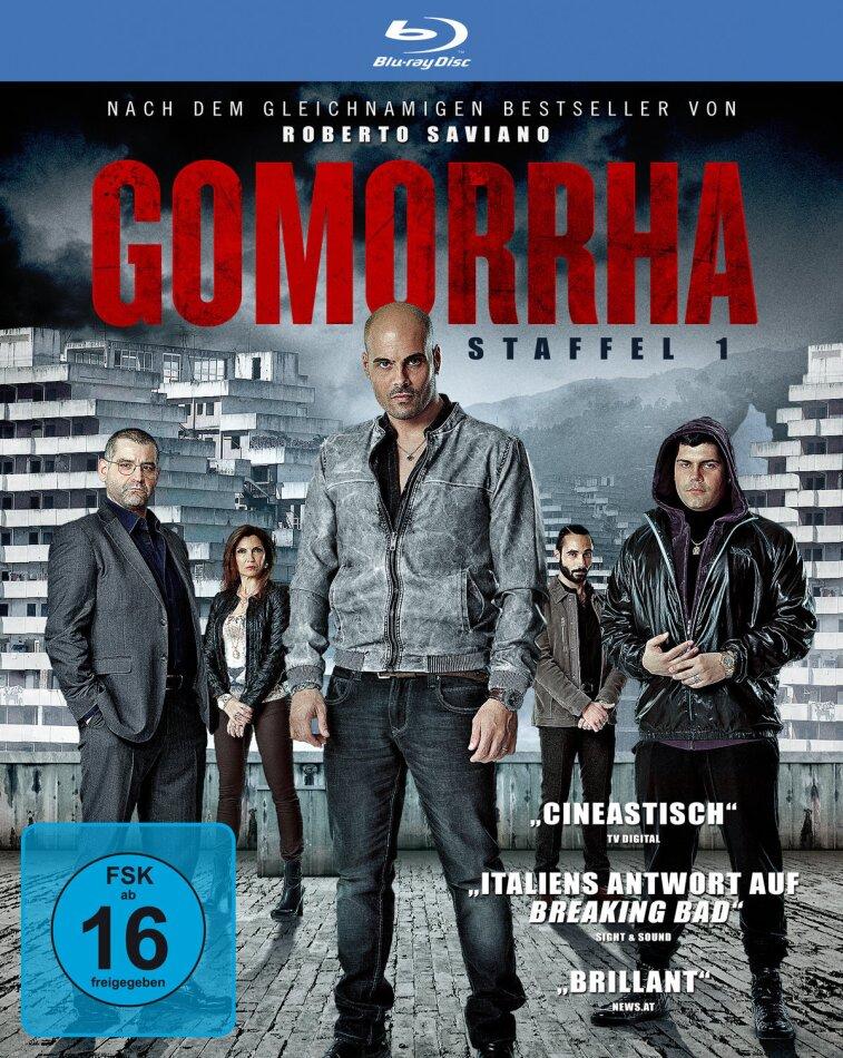 Gomorrha - Staffel 1 (4 Blu-rays)