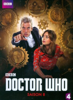 Doctor Who - Saison 8 (BBC, 4 DVDs)