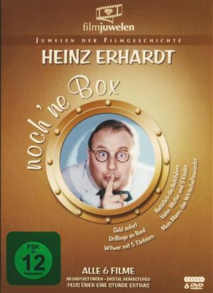 Heinz Erhardt - Noch'ne Box (Filmjuwelen, 6 DVDs)