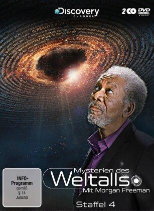 Mysterien des Weltalls - Mit Morgan Freeman - Staffel 4 (2 DVDs)