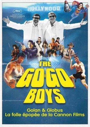 The Go-Go Boys - Golan & Globus - La folle épopée de la Cannon Films (2014)