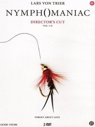 Nymphomaniac - Vol. 1 & 2 (Director's Cut, 2 DVDs)
