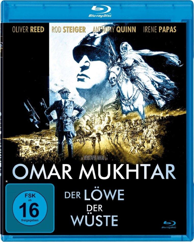 Omar Mukhtar - Löwe der Wüste (1981)