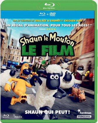 Shaun le mouton - Le Film (2015) (Blu-ray + DVD)