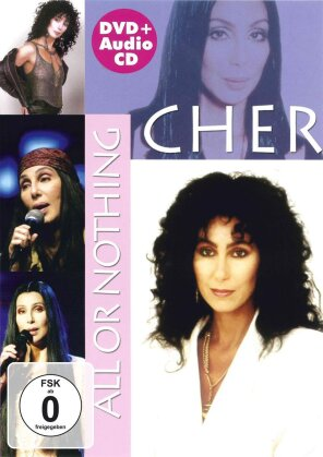 Cher - All or nothing (DVD + CD)