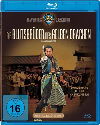 Die Blutsbrüder des gelben Drachen (1973) (Remastered)