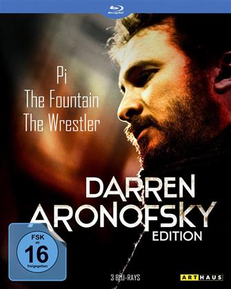 Darren Aronofsky Edition - Pi / The Fountain / The Wrestler (Arthaus, 3 Blu-rays)