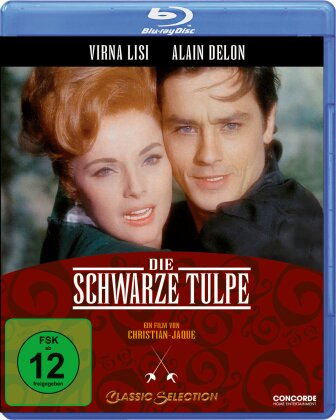 Die schwarze Tulpe (1964) (Classic Selection, 4K Mastered)