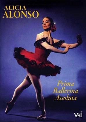 Alicia Alonso - Prima Ballerina Assoluta