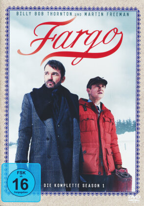 Fargo - Staffel 1 (4 DVDs)