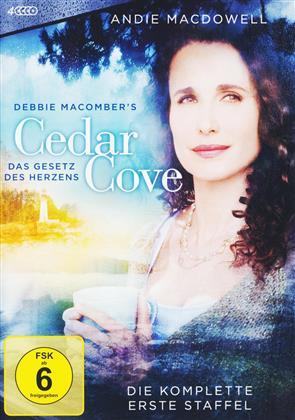 Cedar Cove - Das Gesetz des Herzens - Staffel 1 (4 DVDs)