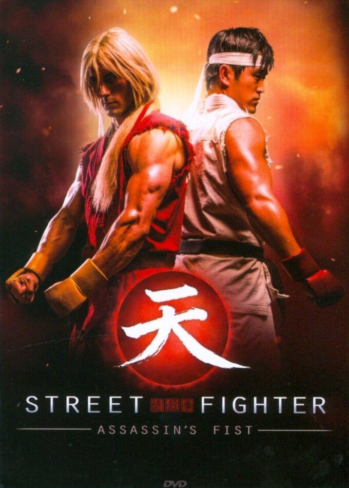 Street Fighter Assassin S Fist 2 Dvds Cede Com