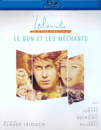 Le bon et les méchants (1976) (La Collection Claude Lelouch, s/w, Remastered)