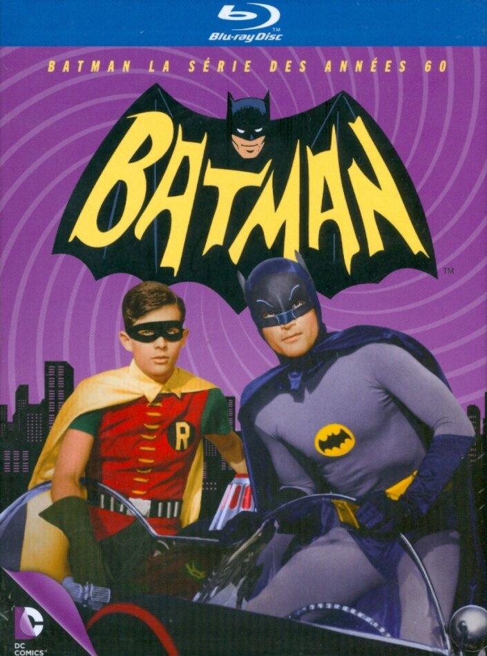 Batman - La série des années 60 (13 Blu-rays)