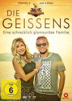 Die Geissens - Staffel 8 (4 DVDs)