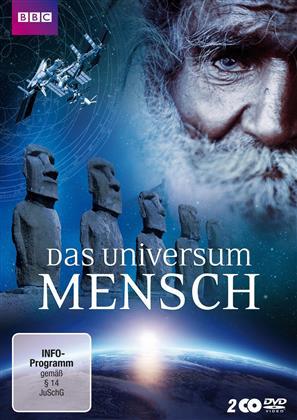 Das Universum Mensch (BBC, 2 DVD)