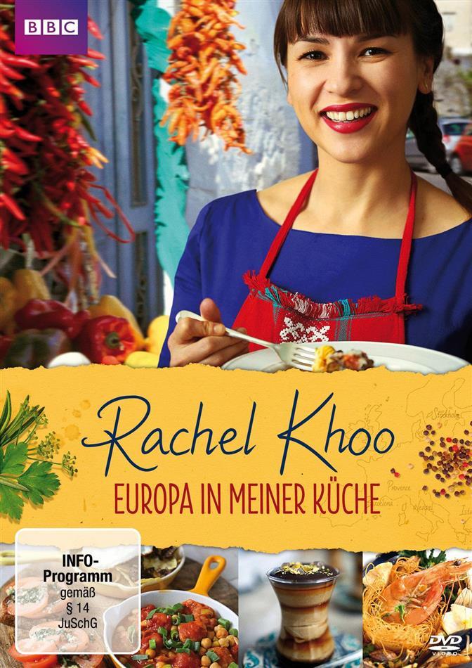 Rachel Khoo - Europa in meiner Küche (2 DVDs)