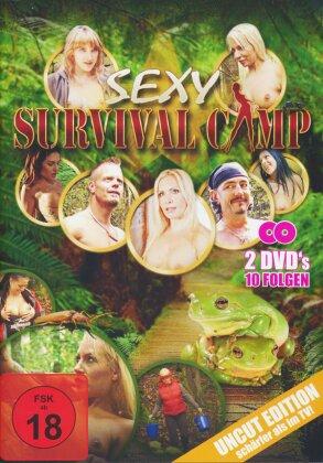 Sexy Survival Camp (Uncut, 2 DVDs)