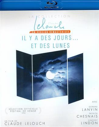 Il y a des jours... et des lunes (1990) (La Collection Claude Lelouch, Remastered)