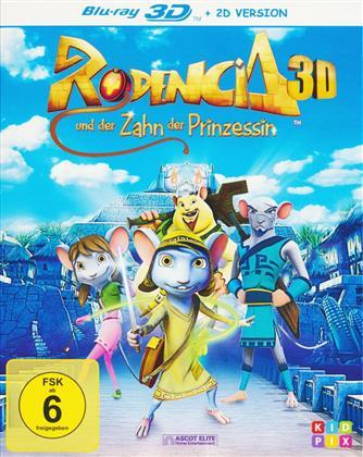 Rodencia und der Zahn der Prinzessin (2012)