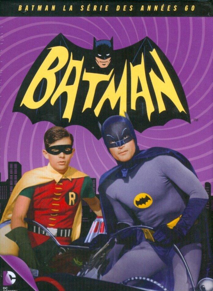 Batman - La série des années 60 (18 DVDs)