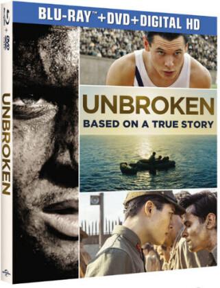 Unbroken (2014) (Blu-ray + DVD)